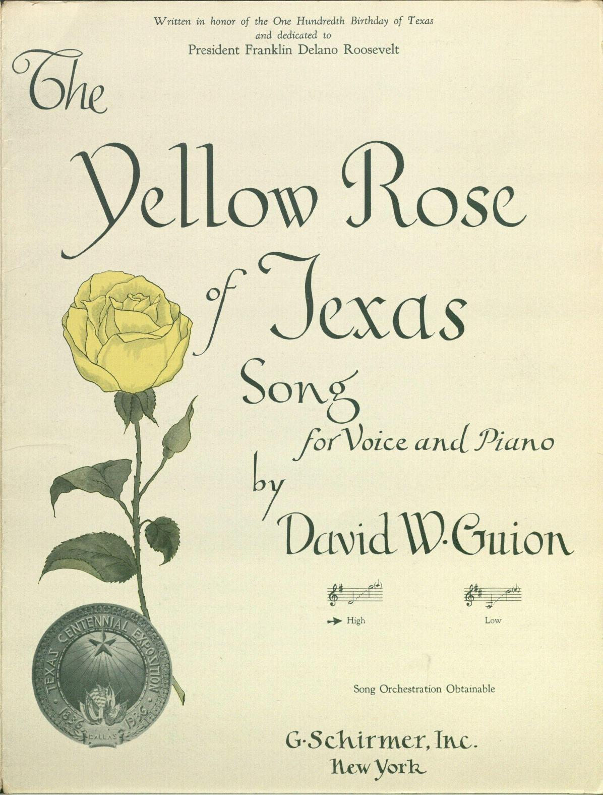 Music Of David Guion